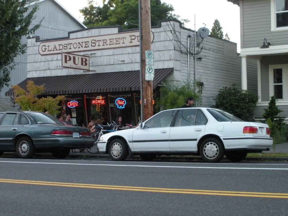 The Gladstone Street Pub (1/5)