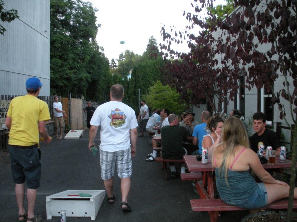 The Gladstone Street Pub (3/5)