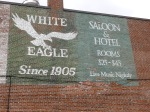 The White Eagle - Historic on the Exterior and the Interior -