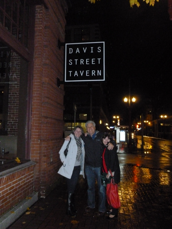 An Evening at the Davis Street Tavern