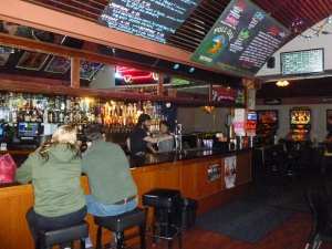 The Bar at the Belmont Inn