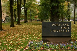 Portland State University Campus