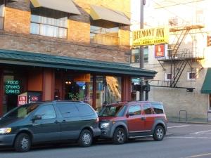 The Belmont Inn on Belmont Street!!