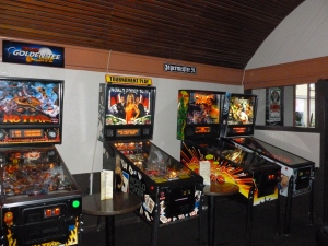 "The ""Old Style"" Pinball Games"