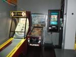 The real type of pinball machine