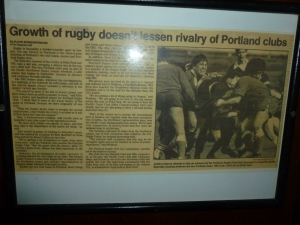 From the Rugger Archives..