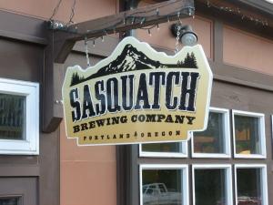 The Sasquatch - A Brewery and a Brew Pub