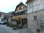 Hiur Hell - one of Rothenburg's oldest buildings