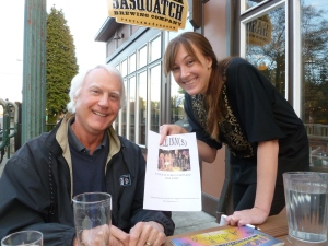 Kish and Waitress ____.  Friendly staff and good values....