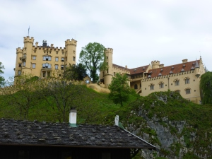 The original castle - Nechwas