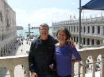 By the Palace of Tears in Venice