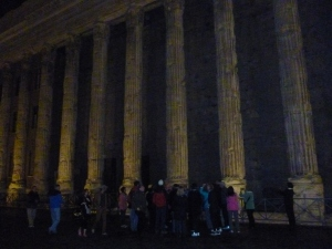 The granite columns of the Pantheon - this ain't no Home Depot...!