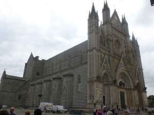 Built to commemorate a miracle in 1283.