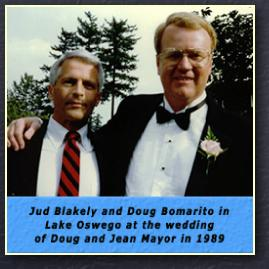 Jud Blakely and Doug Bomarito
