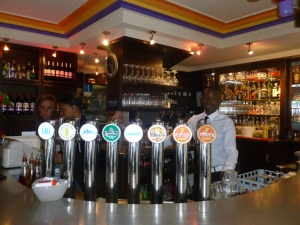 _________ A classy alternative to the Beer Station - and friendly!