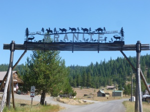 Granite - one of the stops in the Eastern Oregon Beerchaser Tour