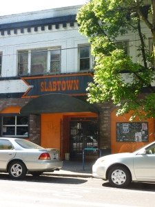 Slabtown - An important institution in an historic neighborhood