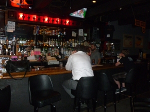 """Scott at the """"Bar"""" - making a closing argument to himself"""