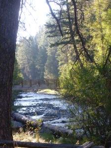 Catherine Creek -