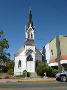 Historic Chapel in John Day
