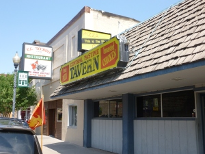 """The Central Pastime - """"Best food in Burns...."""""""