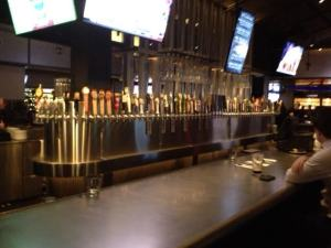 Would you believe over 100 beers on tap??