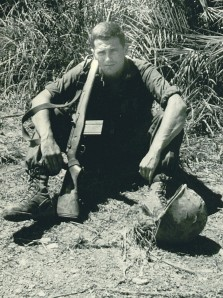 Lt. Jud Blakely, USMC at Than Thrah Viet Nam