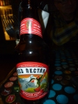 Red Nectar Ale - an excellent bottled beer