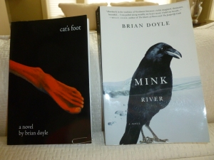 Brian Doyle's novels