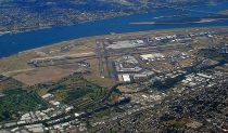 Wikimedia Commons (http://en.wikipedia.org/wiki/File:Portlandinternationalairportfromtheair.jpg)  Photo by Mike Teague, September 2005