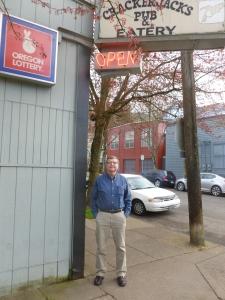 Crackerjack's Pub in NW Portland