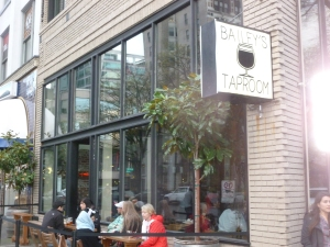 Bailey's - Repeats on the Top 100 Beer Bars