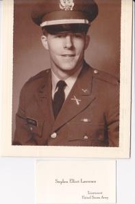 2nd Lt. Steve Lawrence