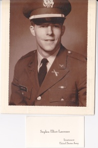 2nd Lt. Steve Lawrence