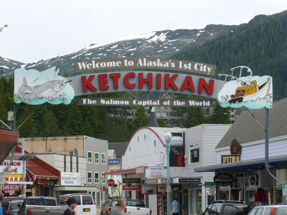 Thebeerchaser Does Alaska - The Final Installment - Ketchikan  (1/6)