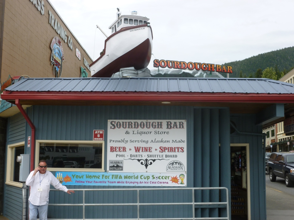 Thebeerchaser Does Alaska - The Final Installment - Ketchikan  (5/6)