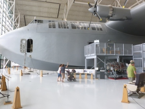 An engineering marvel - The Spruce Goose