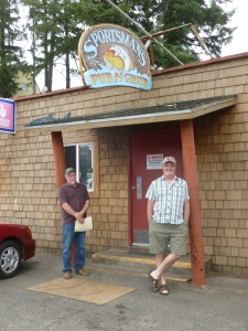 The Sportsman - A piece of coast  history...