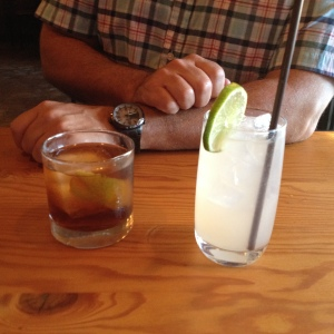 The Paloma and Strong Water - what in the heck is cardamaro??