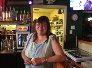 Di - an experienced bartender with stories to tell...