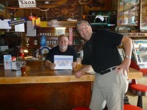 Bartender Steve, Thebeerchaser and my favorite logo