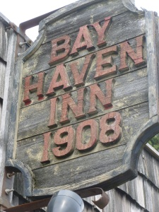 An Historic Newport Bar