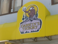 Darwin's Theory - A magnificent Anchorage Alaska dive bar