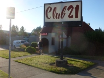 Club 21 - Would you believe a former Greek Orthodox Church?