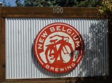 New Belgium Brewery - one of Colorado's best