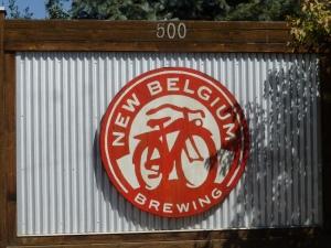 New Belgium Brewery - one of Colorado's best