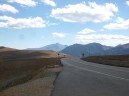 Rocky Mountain National Park's amazing Trail Ridge Road