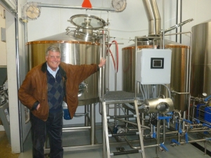 Brannon - someone who is not a beginner in the brewery business.