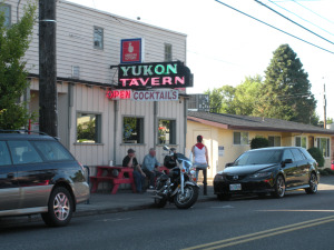 The Yukon Tavern - one of Portland's other dive bars