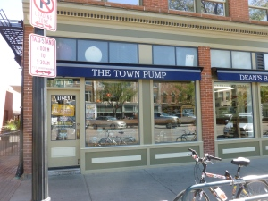 The Town Pump - since 1909